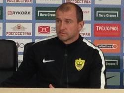 Скрипченко уволен с поста главного тренера «Торпедо-БелАЗ»