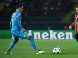 Кальехон признан игроком недели в Лиге Европы