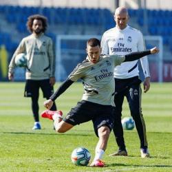 Азар: «Мне было важно забить, но намного важнее - победа»