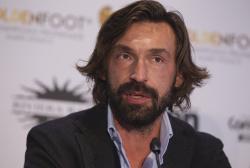 Пирло: «Я работал с лучшими тренерами – от Луческу до Аллегри»