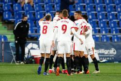 «Севилья» едва не упустила победу в матче с «Алавесом»