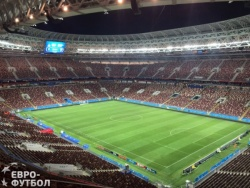 «Лужники» заняли 34-е место в голосовании Marca за лучший стадион