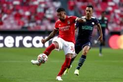Отаменди: Бенфика потеряла два очка в матче с Динамо