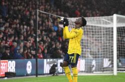 Сака: «Арсенал» - хорошая команда, нам просто не везло»