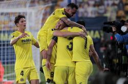 Вильярреал отказался вставать на колено перед матчем с Манчестер Юнайтед