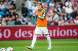 Эдегор надеется выиграть с Арсеналом Лигу чемпионов и Премьер-лигу