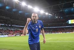 Бонуччи: Нас не волнует, что против Англии сыграем на Уэмбли