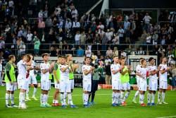 Гладбахская Боруссия обиделась на Реал, Интер и Шахтёр