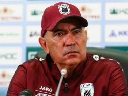 """Бердыев: """"Немного не повезло, поэтому мы сегодня проиграли"""""""
