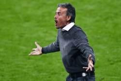 Луис Энрике высказался об атакующем трезубце сборной Франции