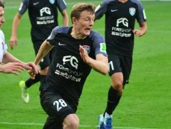 """Чернов: """"Карпин рассказал о своём видении футбола, меня всё устраивает"""""""