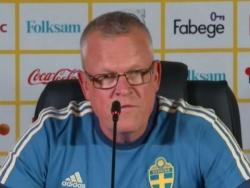 Андерссон прокомментировал невысокий интерес к матчу Швеция - Россия