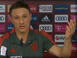 """Ковач: """"Бавария"""" имела стопроцентные моменты и должна была решать исход матча"""""""