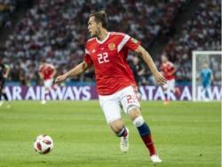 Дзюба присоединится к сборной России в воскресенье