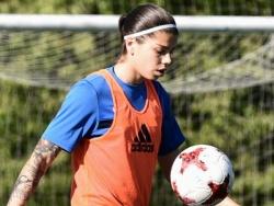 Карпова продолжит карьеру в «Эспаньоле»