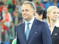 Мутко недоволен поздним началом матчей сборной России