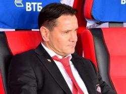 Аленичев: Не готов вернуться в Спартак