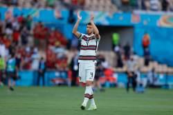Диаш: «Португалия была лучше Бельгии, но им повезло больше»