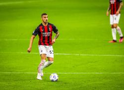 Крунич: «Остался в «Милане» из-за Пиоли»