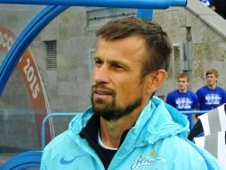 Семак: «Шатов получил повреждение, поэтому не смог сыграть»