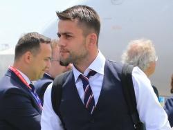 Вратарь «Вест Хэма» Фабьянски пропустит до трёх месяцев из-за травмы