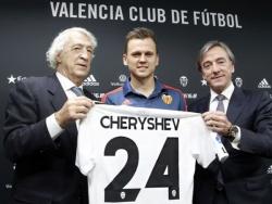 Тренер «Валенсии» объяснил замену Черышева