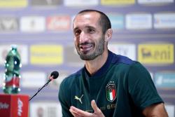 Кьеллини покинул сборную Италии не из-за травмы