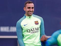 Алькасер не решил, будет ли он отмечать гол в ворота «Барселоны»