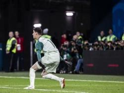 """Реал"" сообщил о травме Куртуа"