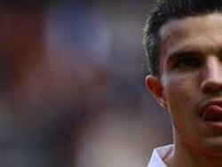 Ван Перси - лучший игрок августа в чемпионате Голландии