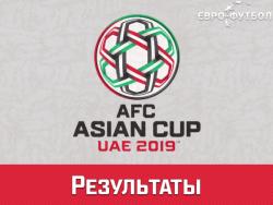 На Кубке Азии сыграны заключительные матчи в группе А
