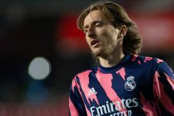 Модрич: Что может быть лучше, чем быть игроком Реала