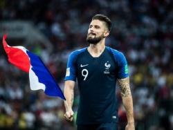 Жиру признал, что сборная Франции могла забивать Албании больше