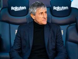 Сетьен: «Пять замен в матче могут навредить «Барселоне»