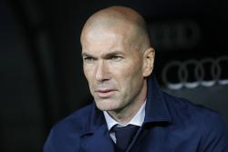 Зидан: «Мы возлагаем большие надежды на Лигу чемпионов»
