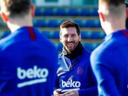 Моратти: «Многие мечтают подписать Месси, но он не покинет «Барселону»