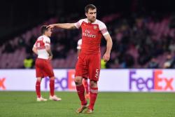 Испанский клуб подпишет защитника «Арсенала»