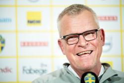 Андерссон - об игре сборной Швеции: Мне совершенно не стыдно