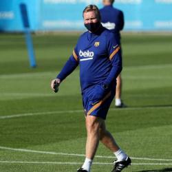 Куман: Вижу себя тренером Барселоны в следующем сезоне