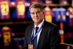 Президент Барселоны высказался о будущем Месси и Кумана