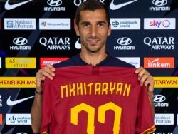 Мхитарян может стать частью трансфера Клюйверта в «Арсенал»