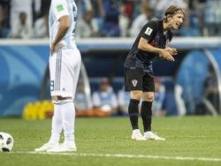 Модрич назвал свой самый тяжёлый момент в сборной Хорватии