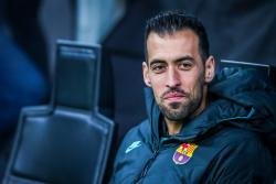 Бускетс вернулся в общую группу «Барселоны»