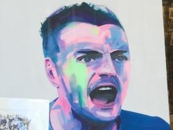Джейми Варди оформил дубль в матче с «Саутгемптоном» и обошёл Бергкампа в списке бомбардиров АПЛ
