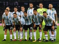 Сборная Аргентины разгромила Мексику благодаря хет-трику Лаутаро Мартинеса