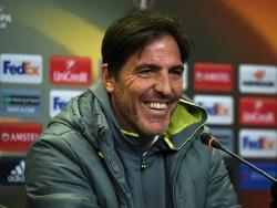 Бериццо - главный тренер сборной Парагвая