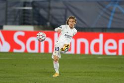 Модрич отреагировал на информацию о трансфере Мбаппе в Реал