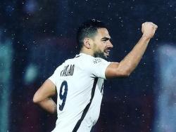 Фалькао назвал позорным судейство в матче Колумбия - Англия
