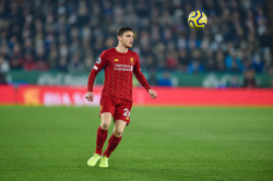 Робертсон: «Хочу провести всю карьеру в «Ливерпуле»