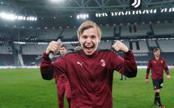 Хёуге требует у Милана больше игровой практики